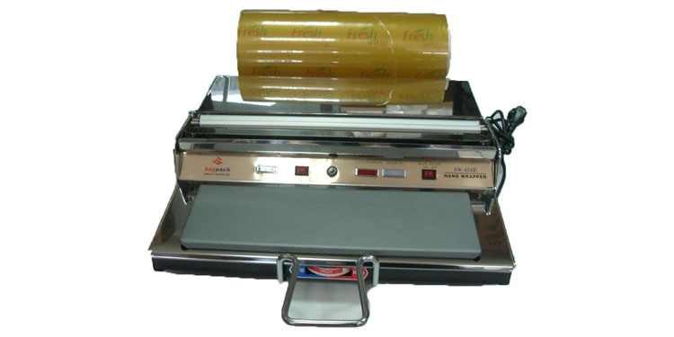 Stretch Wrapping Machine 4